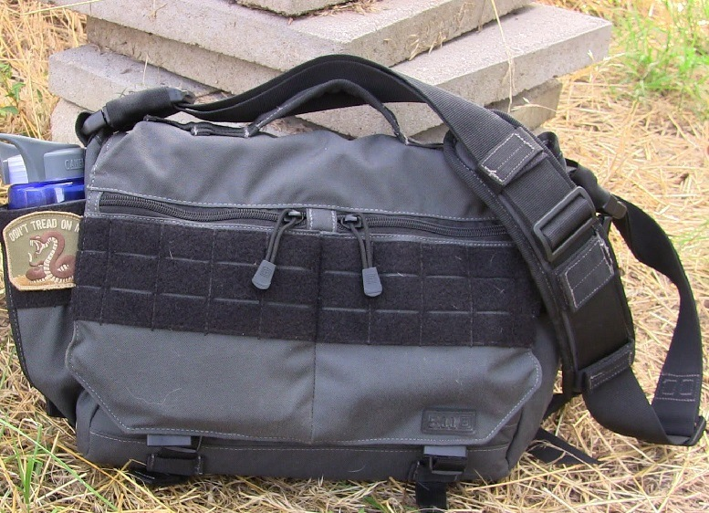 5.11 Tactical Rush Messenger Bag Review