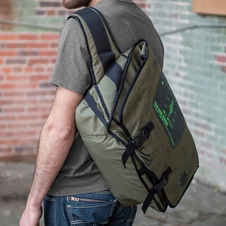 Pip-Boy Messenger Bag